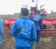 5 – la mécanisation agricole une réalité à l'I.A.O