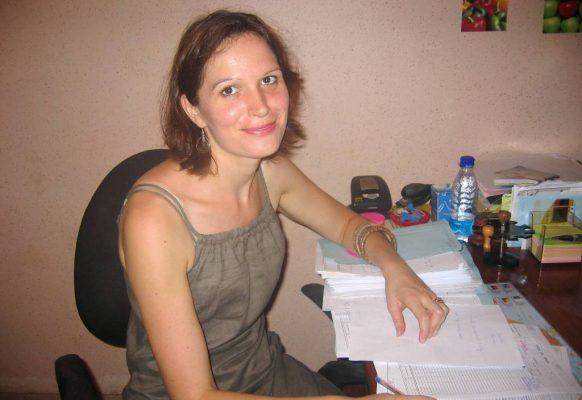 2 – Ludivine Ndjie – La gestionnaire du groupe IAO.