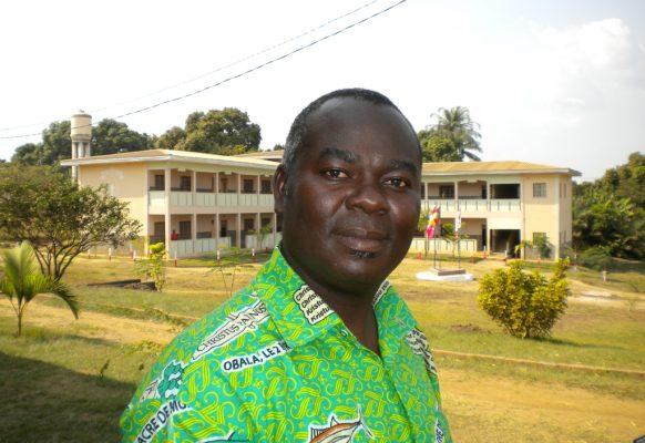 3 – Jean De Dieu Nkoa Alima – Expert en gestion des systèmes éducatifs Directeur de l'ISAGO
